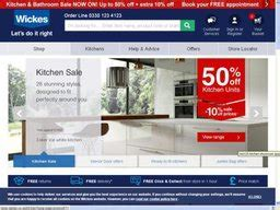 20% Off   Extra £10 off Wickes Discount Code   Verified 22