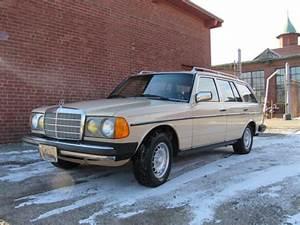 Mercedes 300 Td : 1983 mercedes 300 td wagon turbo diesel ~ Medecine-chirurgie-esthetiques.com Avis de Voitures