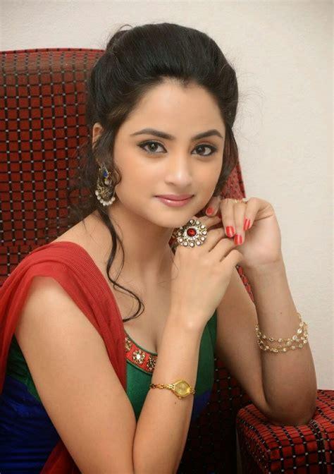 Telugu Actress Madirakshi Mundle Stills Ori Devudoy Audio