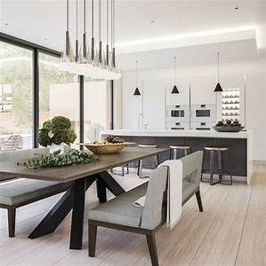 Wonderful Contemporary Dining Room Decorating Ideas To Try03