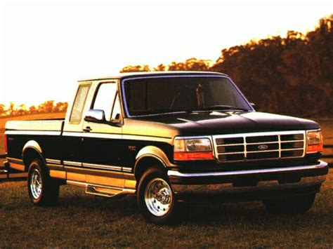 1996 Ford F 150 by 1996 Ford F 150 Specs Safety Rating Mpg Carsdirect