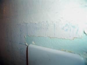papier peint sur platre comment le retirer forum With peinture sur colle papier peint