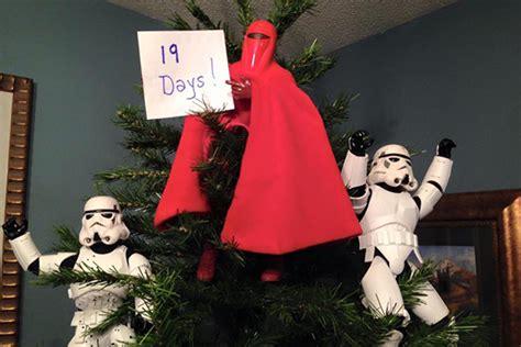 elf   shelf star wars version