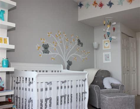 chambre bébé décoration murale déco murale chambre bébé