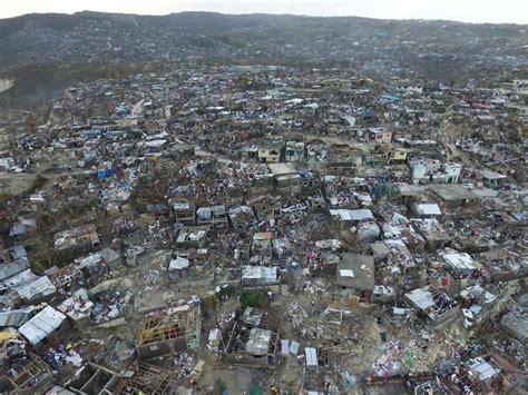 Haiti Death Toll Nears 900 While Us