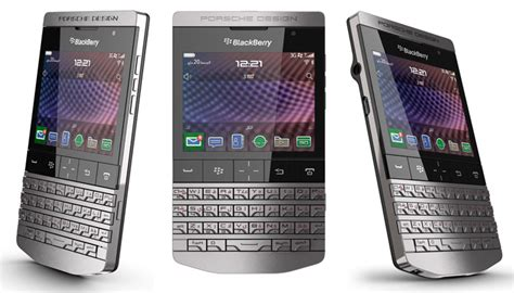 porsche design blackberry buy blackberry porsche design p9981 silver in uae at low