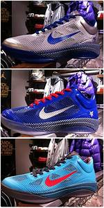 Nike Zoom Hyperfuse Low - All-Star 2011 East + West PE's ...