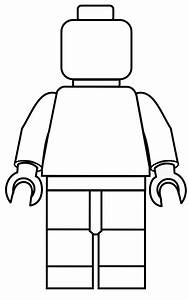 Free Lego Printable Mini Figure Coloring Pages Free Lego