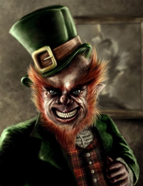 Best Evil Leprechaun Ideas And Images On Bing Find What Youll Love