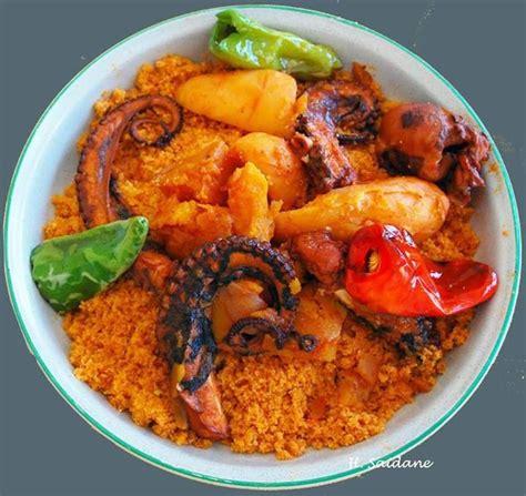cuisine juive tunisienne couscous poulpes plat principal couscous