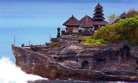 kumpulan tempat wisata terindah  indonesia panorama