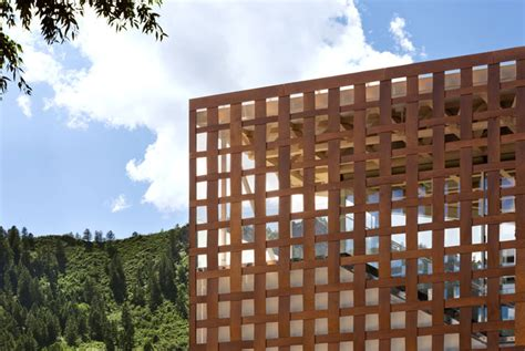 shigeru ban wraps up the new aspen art museum yatzer