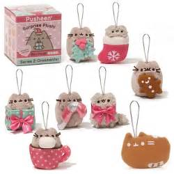 pusheen plush blind box series 2 ornaments mylittlebrownie