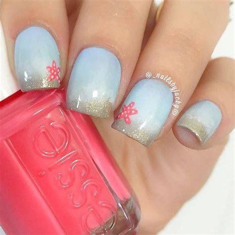 pin  angela moriarity  flair nail design