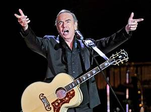 Neil Diamond Retires From Touring After Parkinson's ...