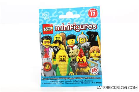 lego blind bags review lego minifigures series 17