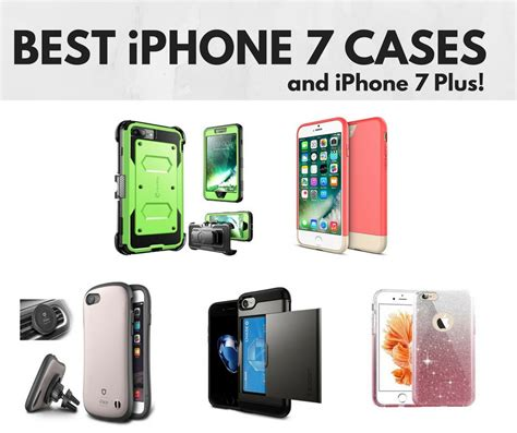Whether you want to transform the look of your phone or add a bit of protection to try to preserve its lifespan, turn to ebay today for an array or stylish, dependable skins and cases for your iphone today. iPhone 7 Cases (and iPhone 7 Plus Cases) Best Available Now