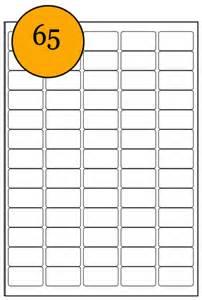 Address Label Template 60 Per Sheet 100 Sheets A4 Printer Mini Address Labels 65 Per Sheet Self Adhesive Stickers