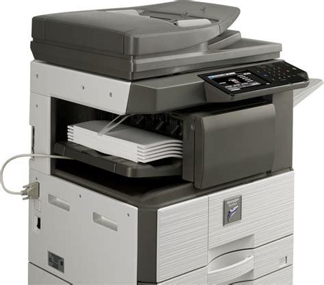 photocopieur bureau photocopieur sharp mxm266neu