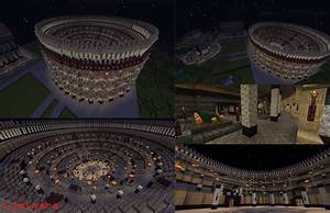 Minecraft- Digital Forge Online Colosseum by X-Luminare-X ...