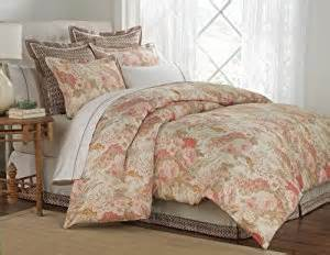 amazon com raymond waites georgette king 10 piece comforter set