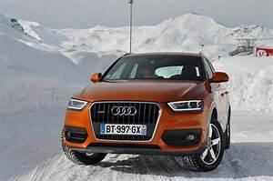 Audi Q3 Essence : essai audi q3 2 0 tfsi 211 souple et performant ~ Melissatoandfro.com Idées de Décoration