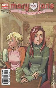 Mary Jane Homecoming (2005) comic books