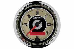 Auto Meter Gauges - Gauging the Competition