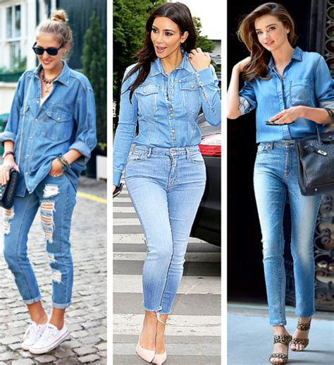 Looking Fabulous Wearing Denim 8 Glam Outfit Ideas