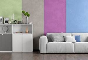 Was Ist Strukturfarbe : moderne wandgestaltung beispiele f r moderne w nde ~ Markanthonyermac.com Haus und Dekorationen