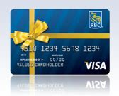 visa gift card designs rbc royal bank