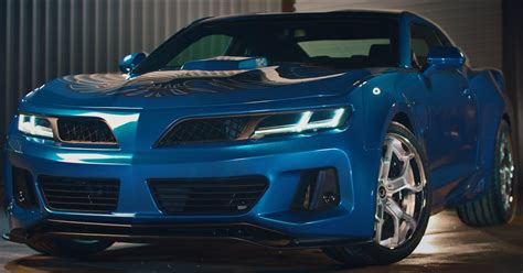 New Trans Am 2017 by 2017 Trans Am Duty Brings 1000 Hp To New York