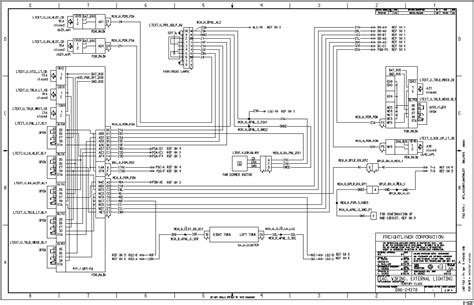 Freightliner Classic Ignition Switch Wiring Schematic by I A 2001 Freightliner Century When I Turn On