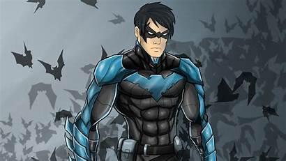 Nightwing Deviantart Wallpapers Superheroes Artwork Arts Artist