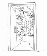 Refugee Drawings Drawing Geoff Cubiclerefugee Coloring sketch template