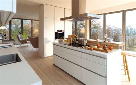 cuisine blanc mat sans poign馥 image de cuisine qui vaut mille mots 30 inspirations décoratives en photos