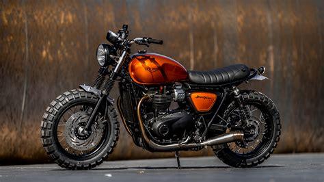 Top 5 Custom Motorcycle Builders In Britain