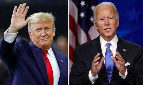 US elections 2020: Donald Trump or Joe Biden? Americans to ...