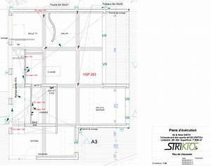 plans d39execution de maison comment le dessiner soi meme With ordinary realiser plan de maison 0 maison bois detail du plan de maison bois faire