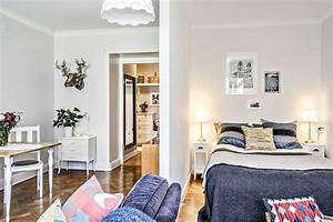 Apartment Einrichten Ideen : studio apartment whg ideen pinterest einzimmerwohnung einzimmerwohnung einrichten und haus ~ Markanthonyermac.com Haus und Dekorationen