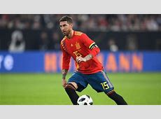 Sergio Ramos reaches 150 caps for Spain six of his best