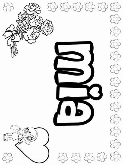 Coloring Pages Names Printable Recommended
