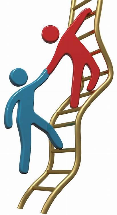 Ladder Marketing Network Climbing Success Omhoog Help