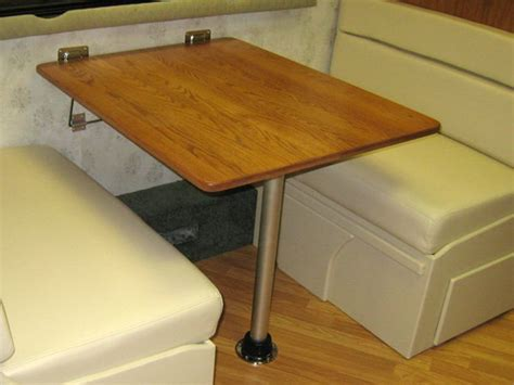 rv dining table replacement rv and marine dinette table