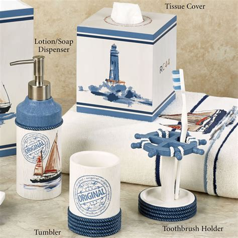 85 ideas about nautical bathroom decor theydesign