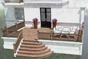 eine hochterrasse anlegen und den freien blick geniessen With französischer balkon mit garten gestalten online