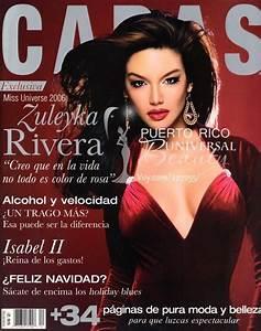 13 best images about Portadas de Zuleyka Rivera Miss ...