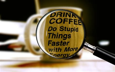 Stupid Coffee Energy Funny Drink Coffee Cups 1920x1200 Coffee Brewery Austin Gold Table Gumtree Brew Bar Or Brass Travel Mug Screw Top Brewer Brands Pierre Greek Key