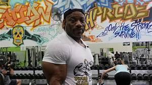 Dexter  U0026quot The Blade U0026quot  Jackson Arm Workout