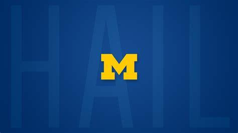 University Of Michigan Desktop Wallpaper